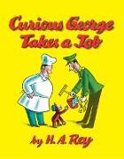 Cover-Bild zu Curious George Takes a Job (eBook) von Rey, H. A.