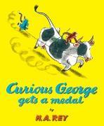 Cover-Bild zu Curious George Gets a Medal (eBook) von Rey, H. A.