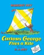 Cover-Bild zu Curious George Flies a Kite (eBook) von Rey, Margret