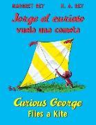 Cover-Bild zu Jorge el curioso vuela una cometa/Curious George Flies a Kite (Read-aloud) (eBook) von Rey, H. A.