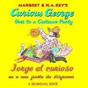 Cover-Bild zu Jorge el curioso va a una fiesta de disfraces/Curious George Goes to a Costume Party (Read-aloud) (eBook) von Rey, H. A.