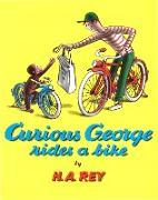 Cover-Bild zu Curious George Rides a Bike (Read-aloud) (eBook) von Rey, H. A.