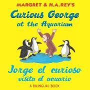 Cover-Bild zu Jorge el curioso visita el acuario/Curious George at the Aquarium (Read-aloud) (eBook) von Rey, H. A.