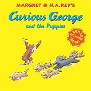 Cover-Bild zu Curious George and the Puppies (Read-aloud) (eBook) von Rey, H. A.
