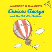 Cover-Bild zu Curious George and the Hot Air Balloon (Read-aloud) (eBook) von Rey, H. A.