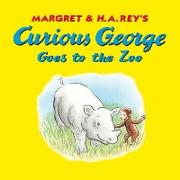 Cover-Bild zu Curious George Goes to the Zoo (Read-aloud) (eBook) von Rey, H. A.
