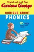 Cover-Bild zu Curious George Curious About Phonics 12 Book Set (Read-aloud) (eBook) von Rey, H. A.