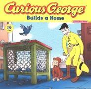 Cover-Bild zu Curious George Builds a Home (Read-aloud) (eBook) von Rey, H. A.