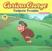 Cover-Bild zu Curious George Tadpole Trouble (CGTV Read-aloud) (eBook) von Rey, H. A.
