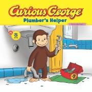 Cover-Bild zu Curious George Plumber's Helper (CGTV Read-aloud) (eBook) von Rey, H. A.
