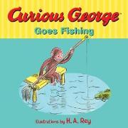 Cover-Bild zu Curious George Goes Fishing (eBook) von Rey, H. A. (Illustr.)