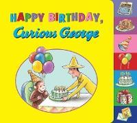 Cover-Bild zu Happy Birthday, Curious George (eBook) von Rey, H. A.