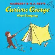 Cover-Bild zu Curious George Goes Camping (Read-aloud) (eBook) von Rey, H. A.