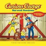 Cover-Bild zu Curious George Harvest Hoedown (CGTV) (eBook) von Rey, H. A.