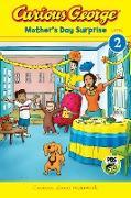 Cover-Bild zu Curious George Mother's Day Surprise (CGTV Reader) (eBook) von Rey, H. A.