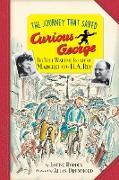 Cover-Bild zu Journey That Saved Curious George Young Readers Edition (eBook) von Drummond, Allan (Illustr.)