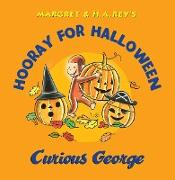 Cover-Bild zu Hooray for Halloween, Curious George (eBook) von Rey, Margret