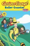 Cover-Bild zu Curious George Roller Coaster (eBook) von Rey, H. A.