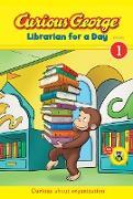 Cover-Bild zu Curious George Librarian for a Day (eBook) von Rey, H. A.