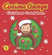 Cover-Bild zu Curious George Christmas Countdown (eBook) von Rey, H. A.