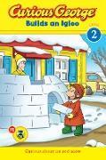 Cover-Bild zu Curious George Builds an Igloo (eBook) von Rey, H. A.