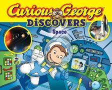 Cover-Bild zu Curious George Discovers Space (eBook) von Rey, H. A.
