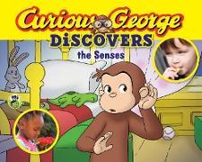 Cover-Bild zu Curious George Discovers the Senses (eBook) von Rey, H. A.
