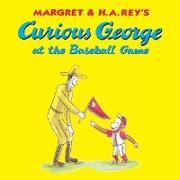 Cover-Bild zu Curious George at the Baseball Game (eBook) von Rey, Margret