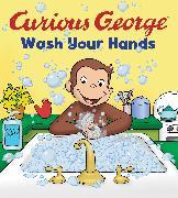 Cover-Bild zu Curious George Wash Your Hands (CGTV Board book) von Rey, H. A.
