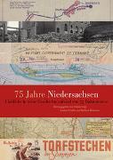 Cover-Bild zu 75 Jahre Niedersachsen von Graf, Sabine (Hrsg.)