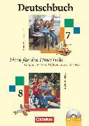 Cover-Bild zu Deutschbuch, Sprach- und Lesebuch, Grundausgabe 2006, 7./8. Schuljahr, Ideen für den Unterricht - Diagnostizieren, Differenzieren, Fördern, Kopiervorlagen, Arbeitsblätter mit Lösungen und CD-ROM von Dick, Friedrich