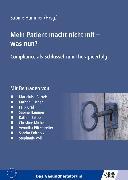 Cover-Bild zu Mein Patient macht nicht mit - was nun? (eBook) von Fischer, Kathrin