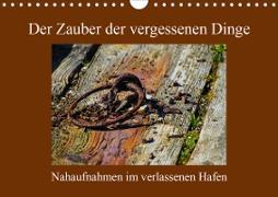 Cover-Bild zu Der Zauber der vergessenen Dinge (Wandkalender 2021 DIN A4 quer) von Ola Feix, Eva