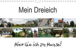 Cover-Bild zu Mein Dreieich (Wandkalender 2021 DIN A4 quer) von Ola Feix, Eva