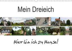 Cover-Bild zu Mein Dreieich (Wandkalender 2021 DIN A3 quer) von Ola Feix, Eva