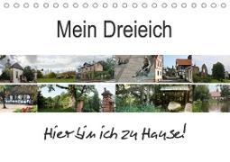 Cover-Bild zu Mein Dreieich (Tischkalender 2021 DIN A5 quer) von Ola Feix, Eva