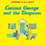 Cover-Bild zu Curious George and the Sleepover (eBook) von Rey, H. A.