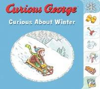 Cover-Bild zu Curious George Curious About Winter (eBook) von Rey, H. A.