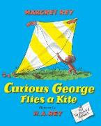 Cover-Bild zu Curious George Flies a Kite (eBook) von Rey, Margret