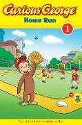 Cover-Bild zu Curious George George Home Run (eBook) von Rey, H. A.