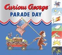 Cover-Bild zu Curious George Parade Day (Read-aloud) (eBook) von Rey, H. A.