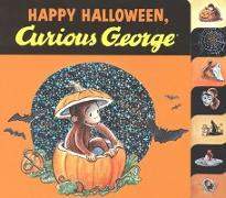 Cover-Bild zu Happy Halloween, Curious George (Read-aloud) (eBook) von Rey, H. A.