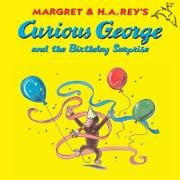 Cover-Bild zu Curious George and the Birthday Surprise (Read-aloud) (eBook) von Rey, H. A.