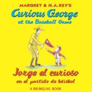 Cover-Bild zu Jorge el curioso en el partido de beisbol/Curious George at the Baseball Game (Read-aloud) (eBook) von Rey, H. A.
