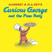 Cover-Bild zu Curious George and the Pizza Party (Read-aloud) (eBook) von Rey, H. A.