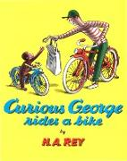 Cover-Bild zu Curious George Rides a Bike (Read-aloud) (eBook) von Rey, H. A.