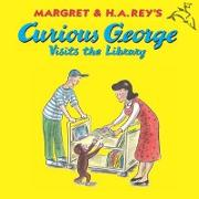Cover-Bild zu Curious George Visits the Library (Read-aloud) (eBook) von Rey, H. A.