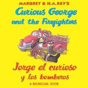 Cover-Bild zu Jorge el curioso y los bomberos/Curious George and the Firefighters (Read-aloud) (eBook) von Rey, H. A.