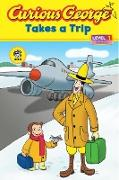Cover-Bild zu Curious George Takes a Trip (CGTV Read-aloud) (eBook) von Rey, H. A.