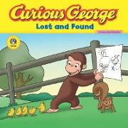 Cover-Bild zu Curious George Lost and Found (CGTV Read-aloud) (eBook) von Rey, H. A.